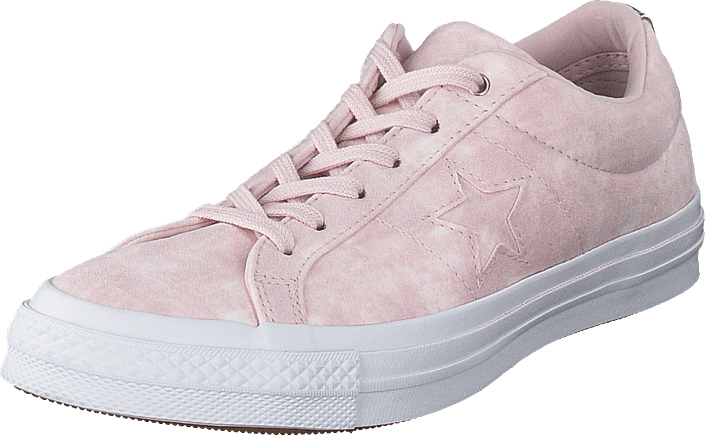 Converse - One Star Barely Rose/barely Rose/white