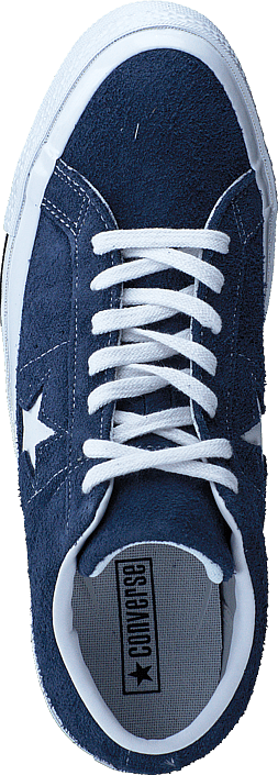 Converse - One Star Navy/white/white