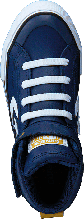 Converse - Pro Blaze Strap Stretch Navy/white/mineral Yellow