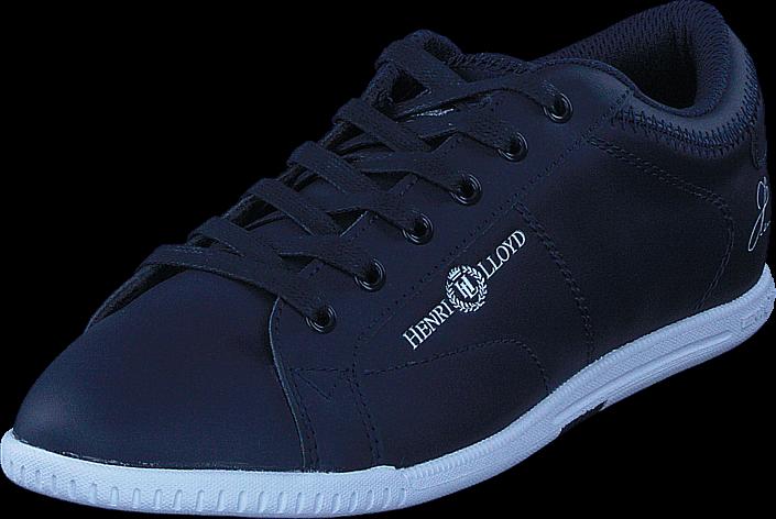 Henri Lloyd Banbury Trainer Navy, Sko, Sneakers & Sportsko, Lave Sneakers, Blå, Herre, 40
