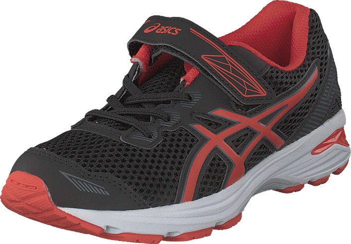 Asics - Gt-1000 5 Ps Black/vermiljon/carbon
