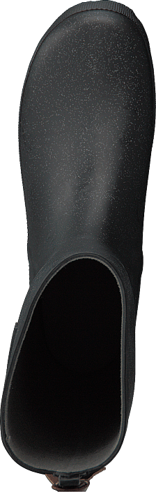 Bisgaard - Fashion Rubberboot Black Glitter