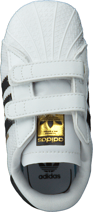 adidas Originals - Superstar Crib Ftwwht/cblack/ftwwht