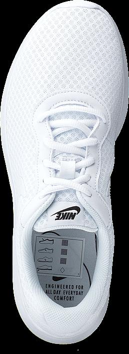 Nike - Wmns Tanjun White/white-black