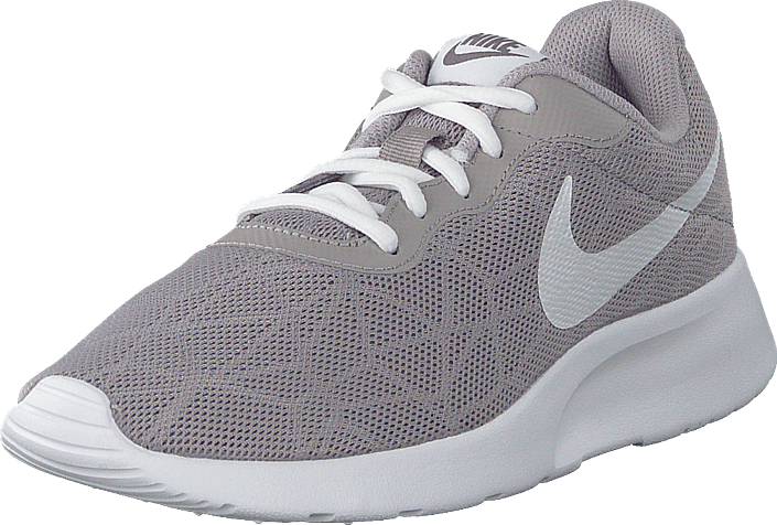 Nike - Women's Tanjun Se Shoe Atmosphere Grey/white-gunsmoke