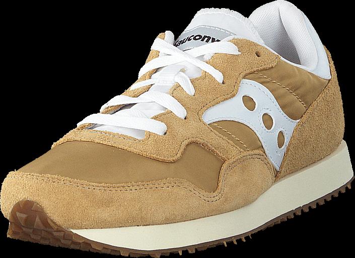Saucony Dxn Trainer Vintage (emea) Tan/white, Sko, Sneakers & Sportsko, Sneakers, Beige, Herre, 41