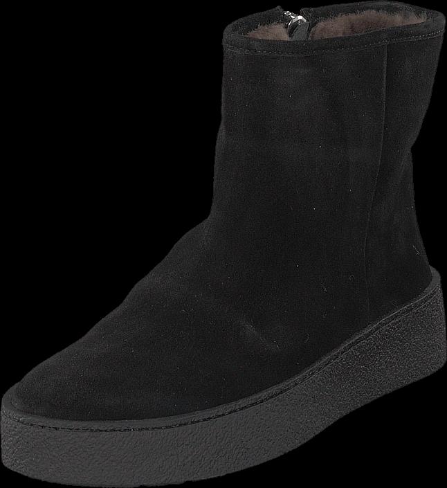 194fada6 Billi Bi 503 Suede Silver Black Sole Black, Sko, Boots, Curling boots,