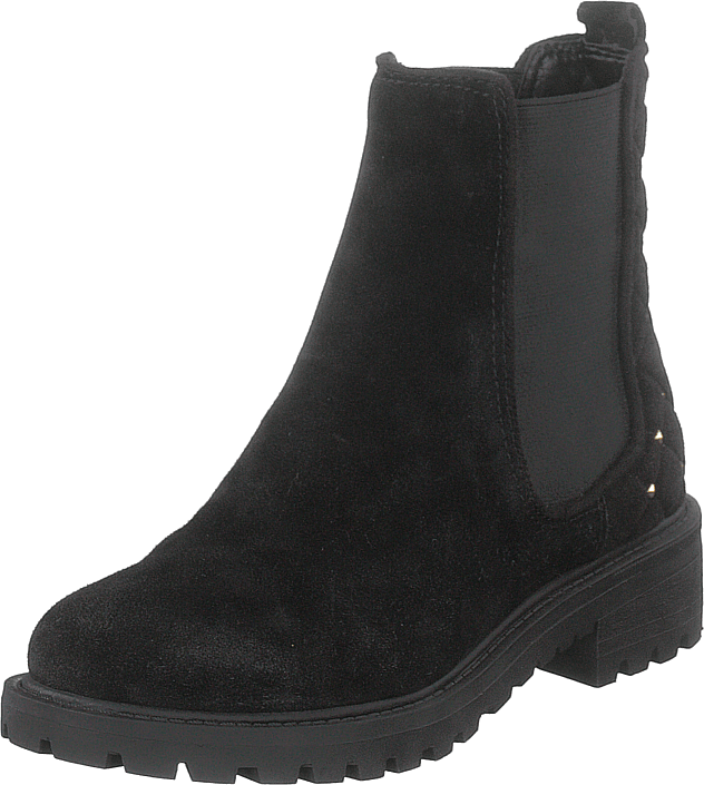 Guess Hydee Black, Sko, Boots, Chelsea boots, Svart, Dame, 36