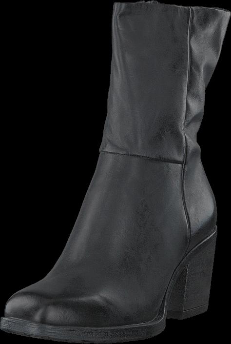 Footway SE - MJUS Boots Zip Kir Nero/6051, Skor, Stövlar & Stövletter, Höga stövletter, Grå,  1347.00