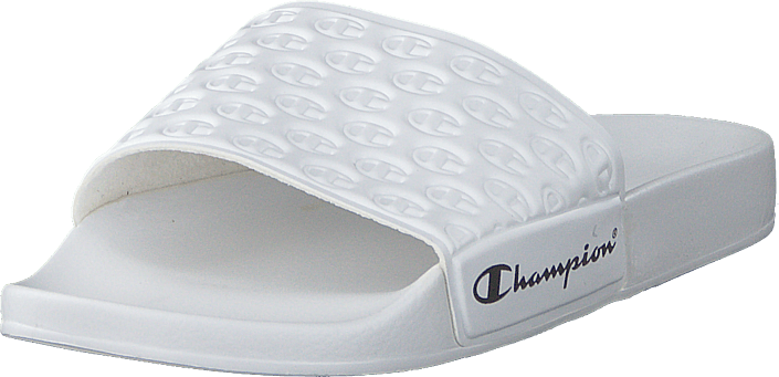 Champion - Slide Pride White