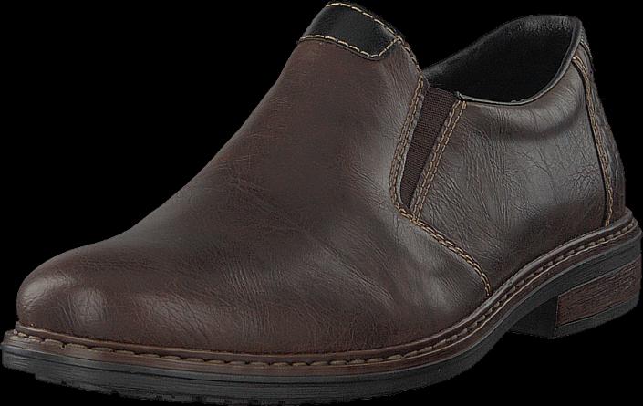 Rieker 17662-25 Chestnut, Sko, Lave sko, Finsko, Brun, Herre, 40
