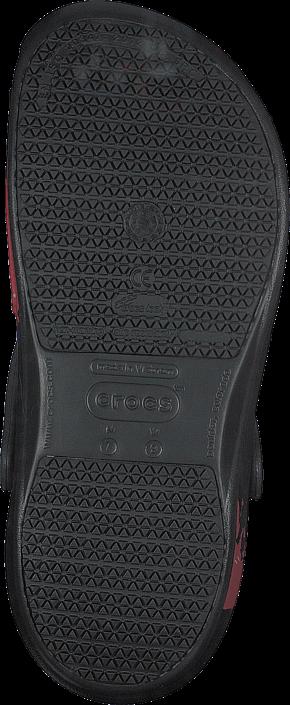 Crocs - Bistro Graphic Clog Black/pepper