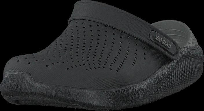 Crocs - Literide Clog Black/slate Grey