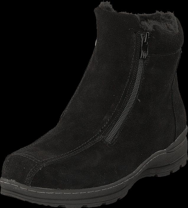 Wildflower Selby Black, Sko, Boots, Chelsea boots, Svart, Dame, 36