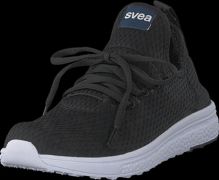 Footway SE - Svea Ally High Black, Skor, Sneakers & Sportskor, Höga sneakers, Svart, Dam, 40 747.00
