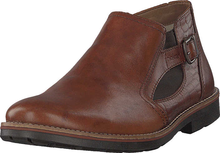 Rieker 15394-24 Amaretto, Sko, Boots, Chukka boots, Brun, Herre, 40