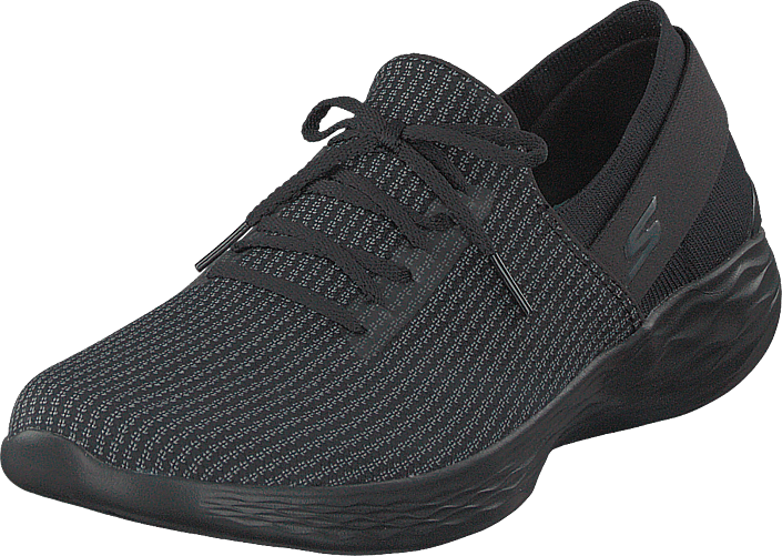 Skechers - Womens You - Uplift Bkgy