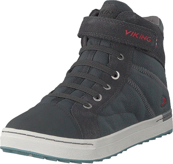 Viking - Sagene Mid Gtx Charcoal/bluegreen