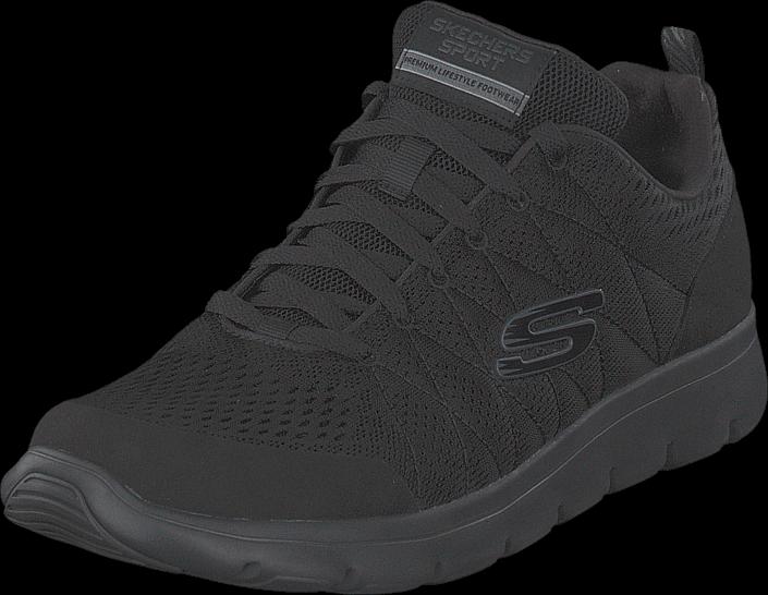 Footway SE - Skechers Mens Marauder Bbk, Skor, Sneakers & Sportskor, Sneakers, Lila, Herr, 46 1097.00