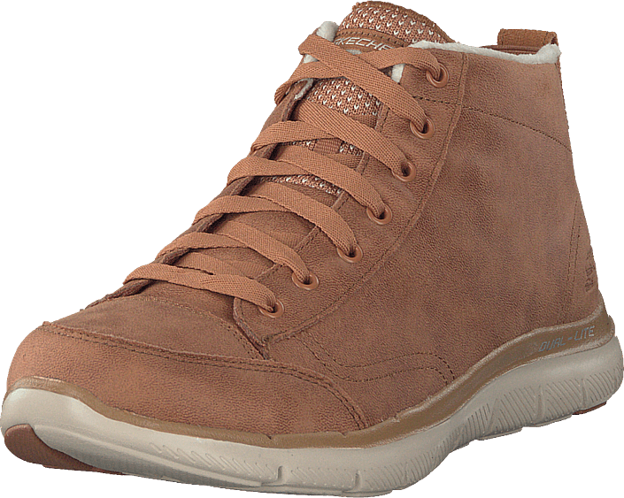 Footway SE - Skechers Flex Appeal 2.0 - Warm Wishes Csnt, Skor, Kängor & Boots, Chukka boots, 947.00