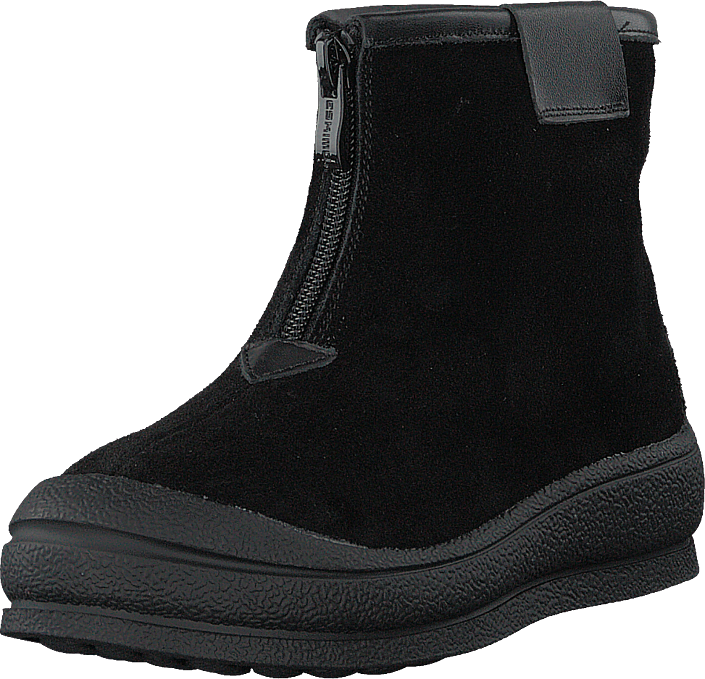 Eskimo Adeline Black, Sko, Boots, Curling boots, Svart, Unisex, 26