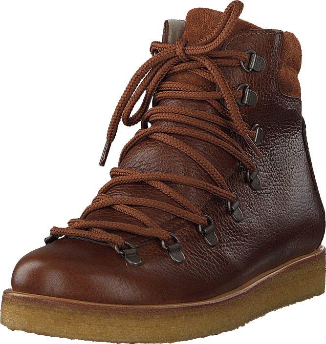 Angulus Boot With Laces And D-rings Medium Brown, Schuhe, Stiefel & Boots, Stiefel, Braun, Female, 36