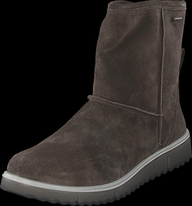 Legero Campania Gore-tex® Stone, Skor, Kängor & Boots, Fårskinnsstövlar, Brun, Dam, 38