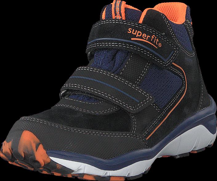 Superfit - Sport5 Mid Gore-tex® Black/blue