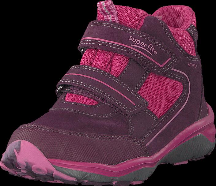Superfit - Sport5 Mid Gore-tex® Bordeaux/rosa