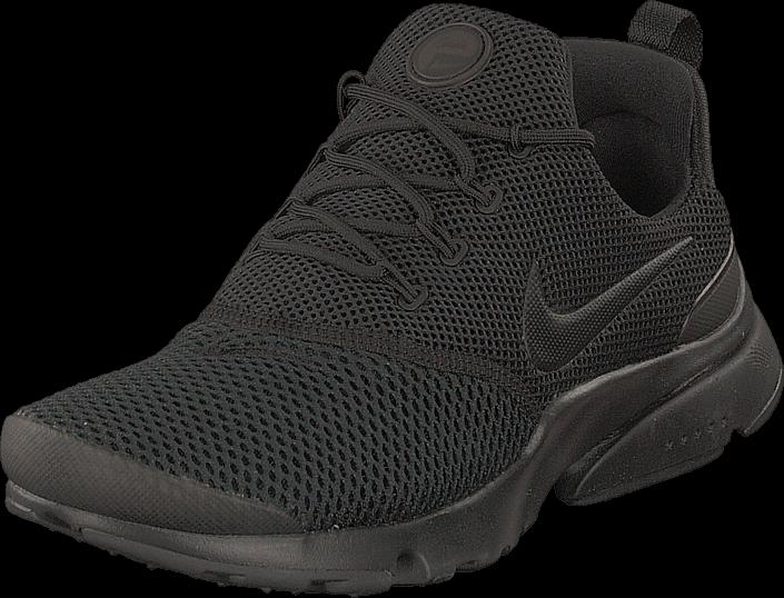 Nike - Women's Presto Fly Shoe Black/black-black
