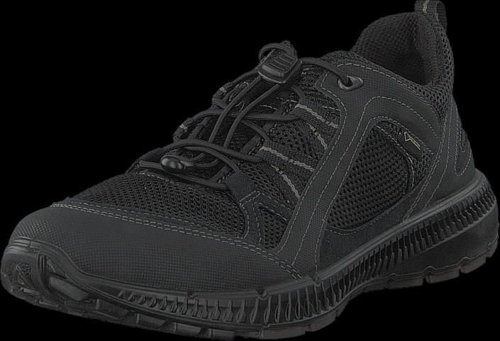 Footway SE - Ecco Terracruise Ii Black, Skor, Sneakers & Sportskor, Sneakers, Grå, Svart, Dam 1197.00