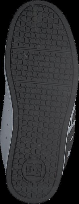 DC Shoes - Net White/white/black