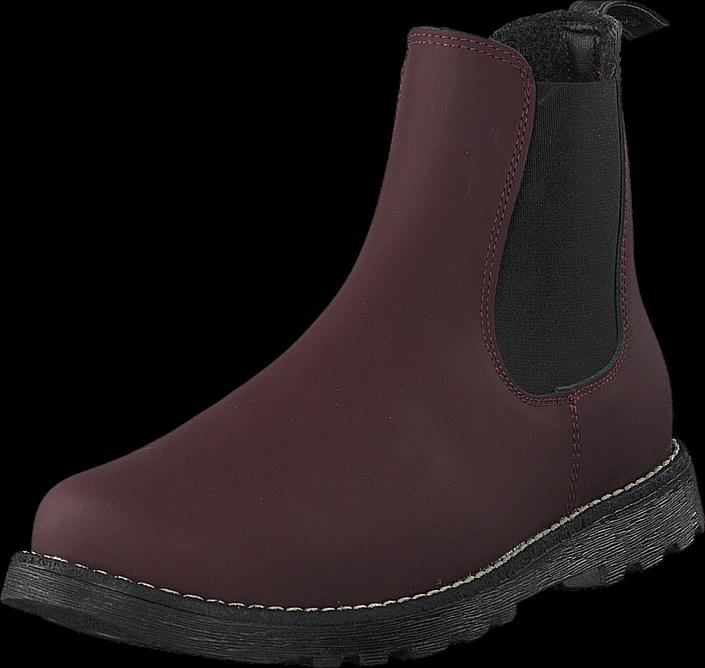 Kavat Bodås Xc Bordeaux, Sko, Boots, Chelsea boots, Brun, Unisex, 36
