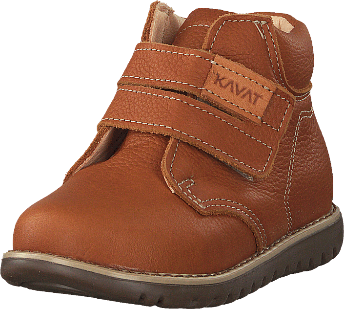 Kavat Flisa Ep Light Brown, Sko, Boots, Kraftige støvler, Orange, Brun, Unisex, 20