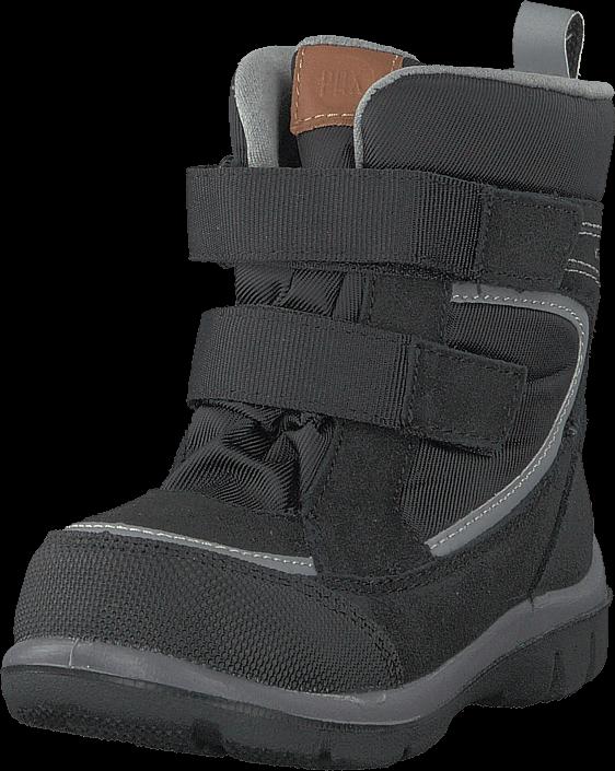 Pax Pingla Black, Sko, Boots, Varmforet boots, Svart, Unisex, 20