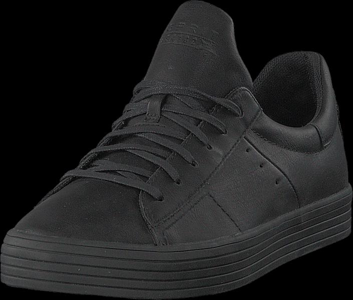 Footway SE - Esprit Sita Lace Up Black, Skor, Sneakers & Sportskor, Höga sneakers, Svart, Dam 547.00