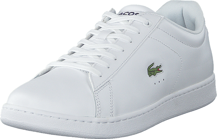 Footway SE - Lacoste Carnaby Evo Bl 1 Wht, Skor, Sneakers & Sportskor, Sneakers, Vit, Herr, 4 997.00
