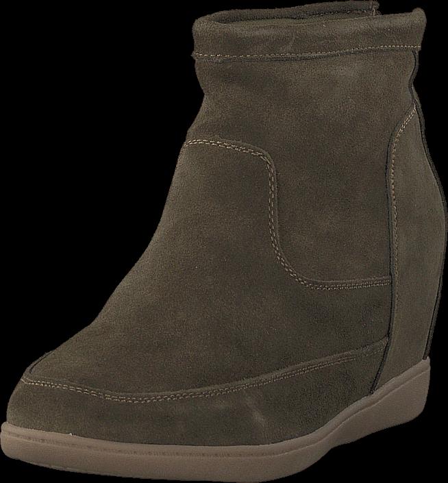 Footway SE - Duffy 71-45301 Khaki, Skor, Kängor & Boots, Curlingkängor, Brun, Dam, 39 597.00