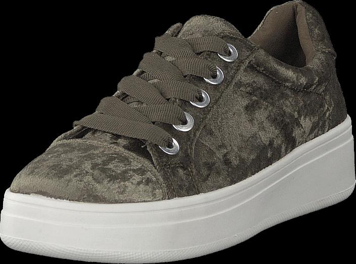 Footway SE - Duffy 73-41933 Khaki, Skor, Sneakers & Sportskor, Låga sneakers, Brun, Dam, 36 437.00