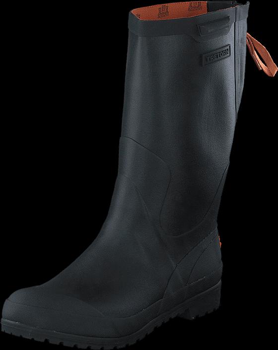Tretorn Classic 2.0 Black, Skor, Stövlar & Stövletter, Höga gummistövlar, Grå, Unisex, 37