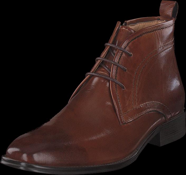 Footway SE - Dahlin Hudson Brown, Skor, Kängor & Boots, Chelsea Boots, Brun, Herr, 41 1847.00