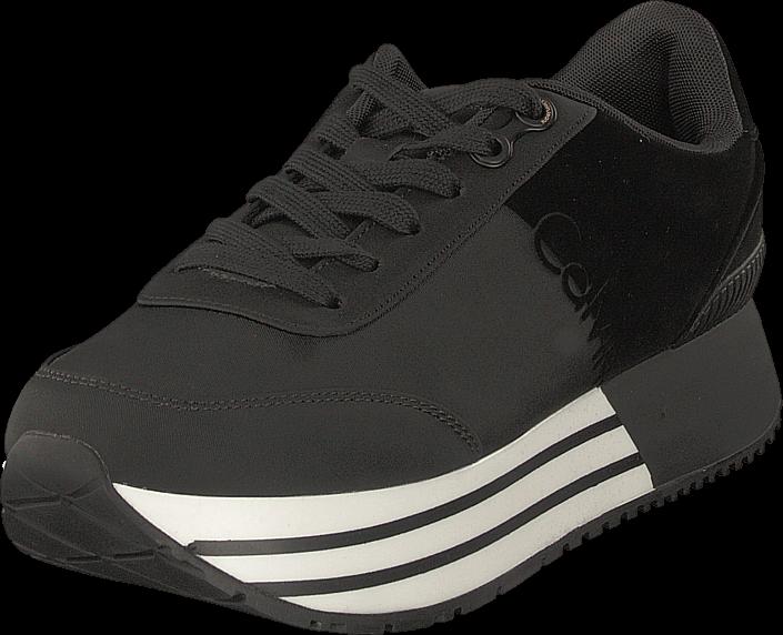 Footway SE - Calvin Klein Jeans Carlita Black/black, Skor, Sneakers & Sportskor, Sneakers, Sv 1297.00