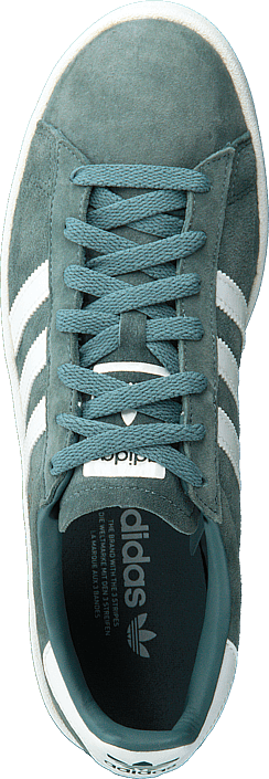 adidas Originals - Campus Rawgrn/ftwwht/crywht