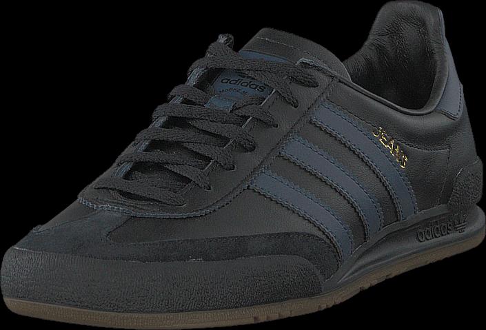Footway SE - adidas Originals Jeans Cblack/trablu/gum5, Skor, Sneakers & Sportskor, Sneakers, 847.00