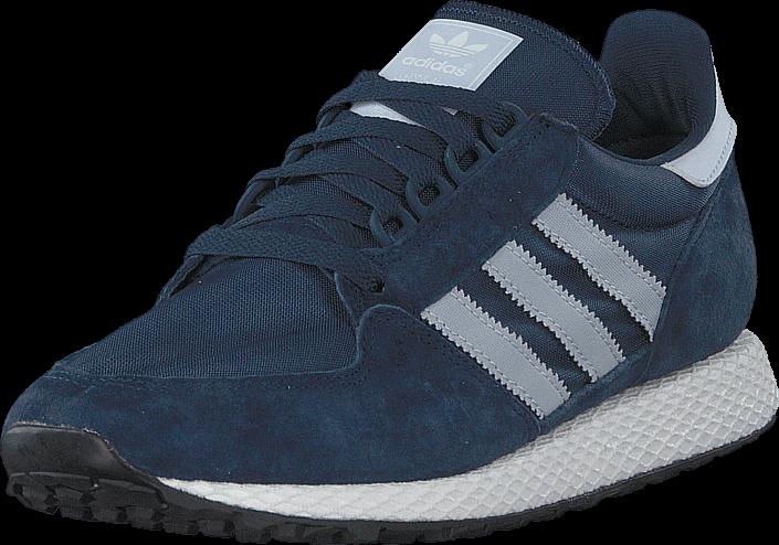 Footway SE - adidas Originals Forest Grove Conavy/aerblu/cblack, Skor, Sneakers & Sportskor,  747.00