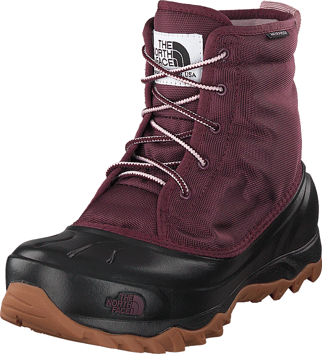 The North Face - W Tsumoru Boot Fig/ Burnished Lilac