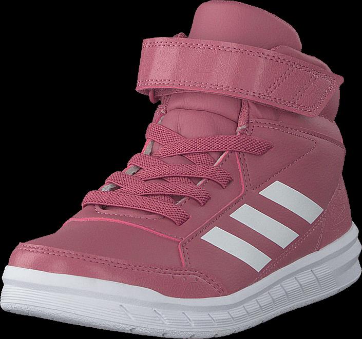 Footway SE - adidas Sport Performance Altasport Mid El K Tramar/ftwwht/ashsil, Skor, Sneakers 387.00
