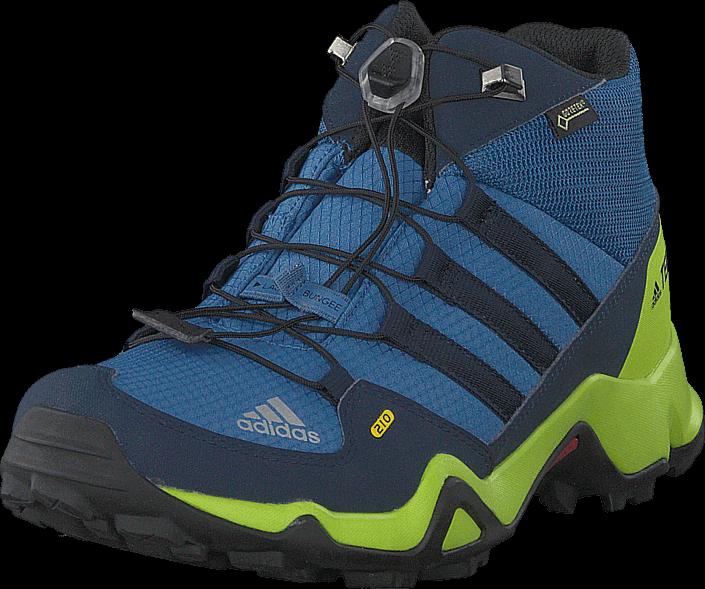 Footway SE - adidas Sport Performance Terrex Mid Gtx K Traroy/conavy/sslime, Skor, Sneakers & 947.00