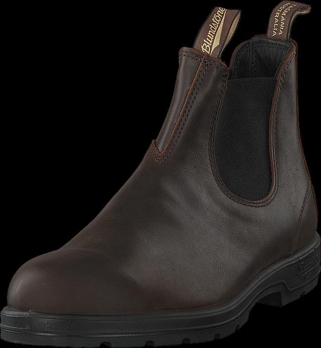 Blundstone 1609 Anitque Brown, Sko, Boots, Chelsea boots, Brun, Unisex, 36
