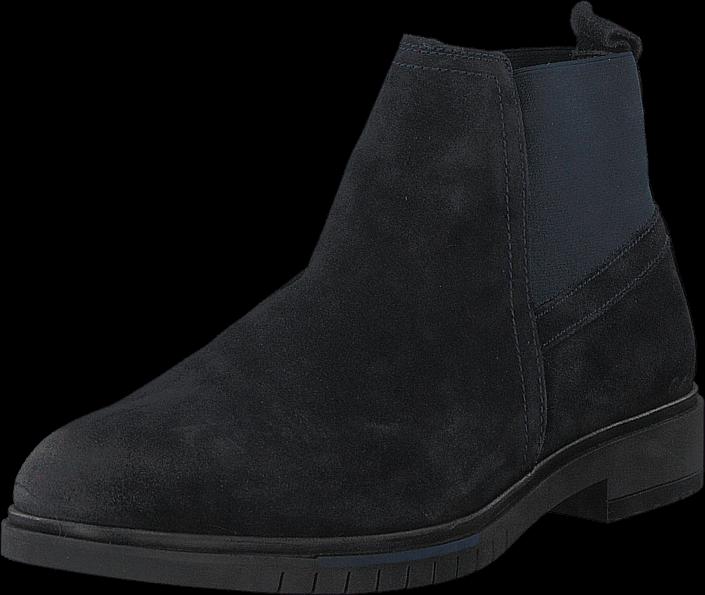 Footway SE - Tommy Hilfiger Camden 3b Midnight, Skor, Kängor & Boots, Chelsea Boots, Blå, Her 1447.00